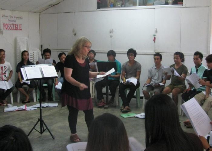 HEDDA launches cultural program for Myanmar
